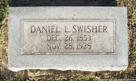 SWISHER, DANIEL L. - Adair County, Missouri   DANIEL L. SWISHER - Missouri Gravestone Photos