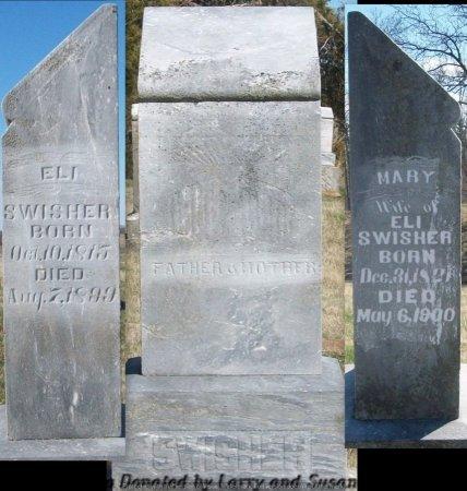 SWISHER, MARY - Adair County, Missouri | MARY SWISHER - Missouri Gravestone Photos