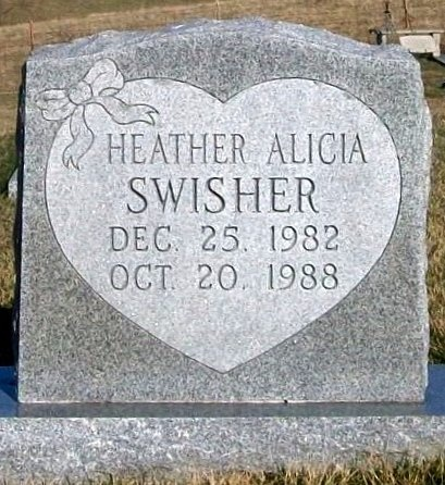 SWISHER, HEATHER ALICIA - Adair County, Missouri | HEATHER ALICIA SWISHER - Missouri Gravestone Photos