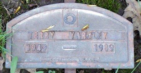 YARDLEY, TERRY LEE - Adair County, Missouri | TERRY LEE YARDLEY - Missouri Gravestone Photos