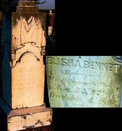 BENNET, ELISHA JR VETERAN 1812 - Andrew County, Missouri | ELISHA JR VETERAN 1812 BENNET - Missouri Gravestone Photos