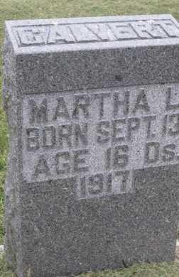 CALVERT, MARTHA LUCILLE - Andrew County, Missouri | MARTHA LUCILLE CALVERT - Missouri Gravestone Photos