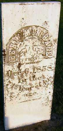 HALE, BENJAMIN - Andrew County, Missouri   BENJAMIN HALE - Missouri Gravestone Photos
