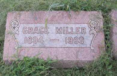 MILLER, NINA GRACE - Andrew County, Missouri | NINA GRACE MILLER - Missouri Gravestone Photos