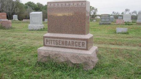 PITTSENBARGER, FAMILY PLOT OVERVIEW - Andrew County, Missouri | FAMILY PLOT OVERVIEW PITTSENBARGER - Missouri Gravestone Photos