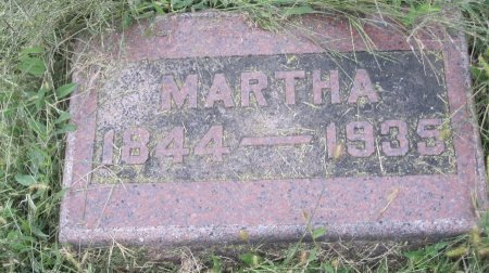 PITTSENBARGER, MARTHA JANE - Andrew County, Missouri | MARTHA JANE PITTSENBARGER - Missouri Gravestone Photos