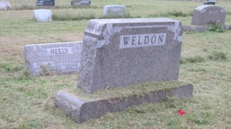 WELDON, FAMILY PLOT - Andrew County, Missouri | FAMILY PLOT WELDON - Missouri Gravestone Photos