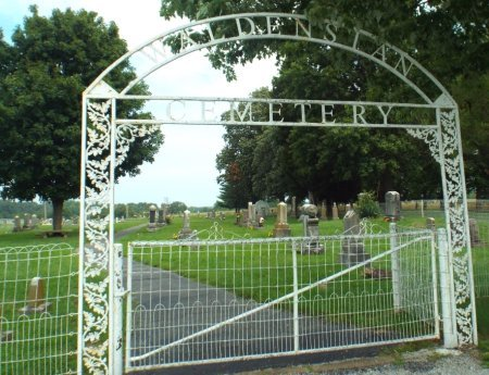 *, CEMETERY GATE - Barry County, Missouri | CEMETERY GATE * - Missouri Gravestone Photos