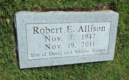 ALLISON, ROBERT EARL (VETERAN) - Barry County, Missouri   ROBERT EARL (VETERAN) ALLISON - Missouri Gravestone Photos