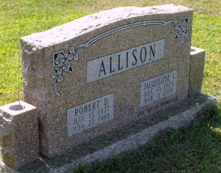ALLISON, JACQUELINE L - Barry County, Missouri | JACQUELINE L ALLISON - Missouri Gravestone Photos