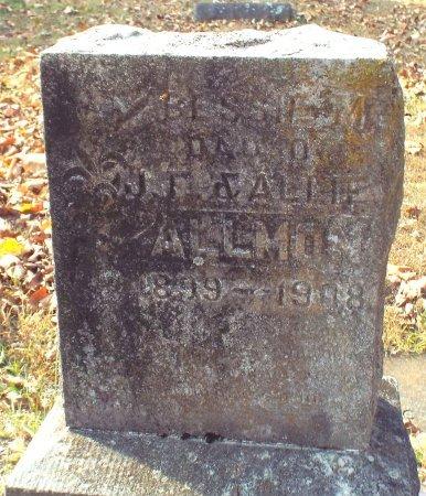 ALLMON, BESSIE M - Barry County, Missouri | BESSIE M ALLMON - Missouri Gravestone Photos