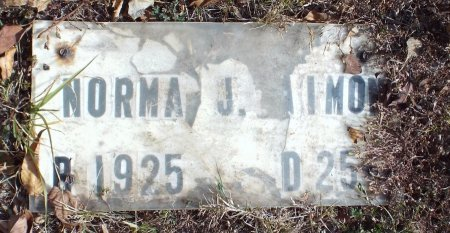 ALLMON, NORMA JEAN - Barry County, Missouri | NORMA JEAN ALLMON - Missouri Gravestone Photos