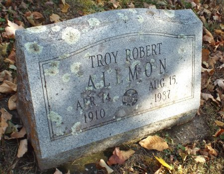ALLMON, TROY ROBERT - Barry County, Missouri | TROY ROBERT ALLMON - Missouri Gravestone Photos
