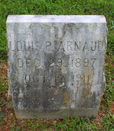 ARNAUD, LOUIS PHILLIP  - Barry County, Missouri | LOUIS PHILLIP  ARNAUD - Missouri Gravestone Photos