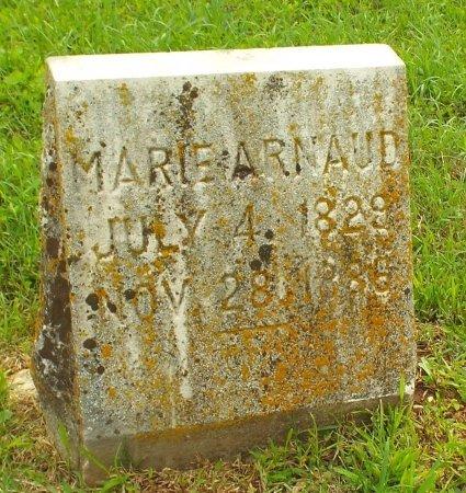 MARCHEL ARNAUD, MARIE - Barry County, Missouri   MARIE MARCHEL ARNAUD - Missouri Gravestone Photos