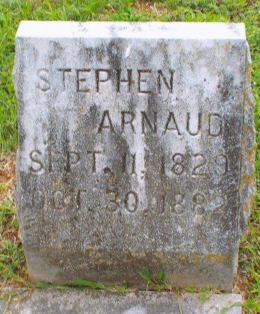 ARNAUD, STEPHEN  - Barry County, Missouri | STEPHEN  ARNAUD - Missouri Gravestone Photos