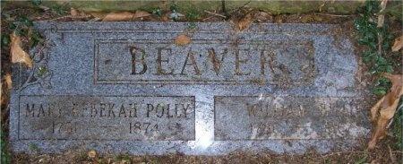 "HARDCASTLE BEAVER, MARY REBEKAH ""POLLY"" - Barry County, Missouri   MARY REBEKAH ""POLLY"" HARDCASTLE BEAVER - Missouri Gravestone Photos"