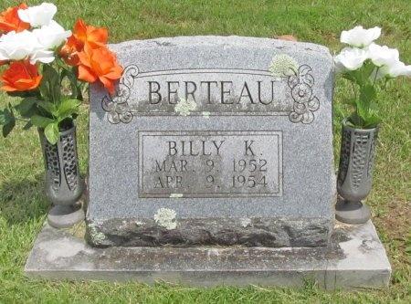 BERTEAU, BILLY KEITH - Barry County, Missouri | BILLY KEITH BERTEAU - Missouri Gravestone Photos