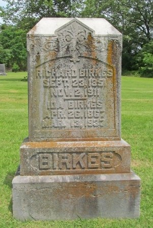 BIRKES, RICHARD - Barry County, Missouri | RICHARD BIRKES - Missouri Gravestone Photos