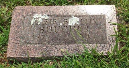 BOUCHER, DAISIE - Barry County, Missouri | DAISIE BOUCHER - Missouri Gravestone Photos