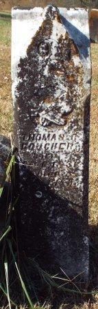 BOUCHER, THOMAS ROBERT (VETERAN CW) - Barry County, Missouri | THOMAS ROBERT (VETERAN CW) BOUCHER - Missouri Gravestone Photos