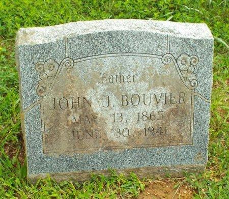 BOUVIER, JOHN JAMES - Barry County, Missouri | JOHN JAMES BOUVIER - Missouri Gravestone Photos