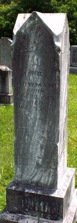 BOWMAN, DANIEL, SR - Barry County, Missouri | DANIEL, SR BOWMAN - Missouri Gravestone Photos