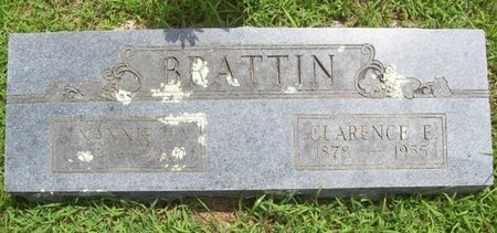 BRATTIN, NANNIE J. - Barry County, Missouri | NANNIE J. BRATTIN - Missouri Gravestone Photos