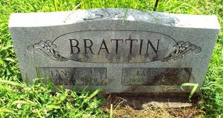 BRATTIN, FARRIS - Barry County, Missouri | FARRIS BRATTIN - Missouri Gravestone Photos