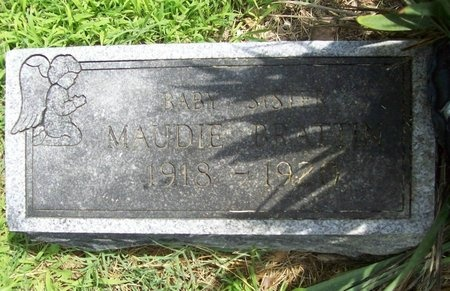 BRATTIN, MAUDIE - Barry County, Missouri   MAUDIE BRATTIN - Missouri Gravestone Photos