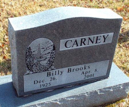 CARNEY, BILLY BROOKS - Barry County, Missouri   BILLY BROOKS CARNEY - Missouri Gravestone Photos