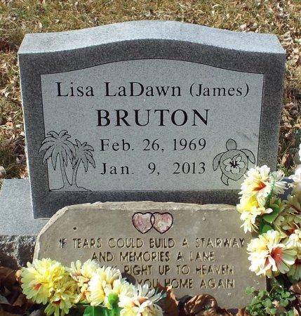 BRUTON, LISA LADAWN - Barry County, Missouri | LISA LADAWN BRUTON - Missouri Gravestone Photos