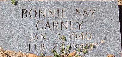 CARNEY, BONNIE FAY - Barry County, Missouri   BONNIE FAY CARNEY - Missouri Gravestone Photos