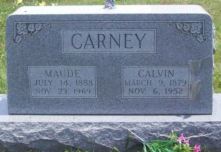 CARNEY, MAUDE - Barry County, Missouri | MAUDE CARNEY - Missouri Gravestone Photos