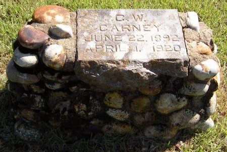 CARNEY, CLARENCE WEAVER - Barry County, Missouri | CLARENCE WEAVER CARNEY - Missouri Gravestone Photos
