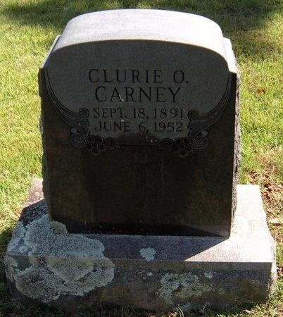 CARNEY, CLURIE O - Barry County, Missouri   CLURIE O CARNEY - Missouri Gravestone Photos