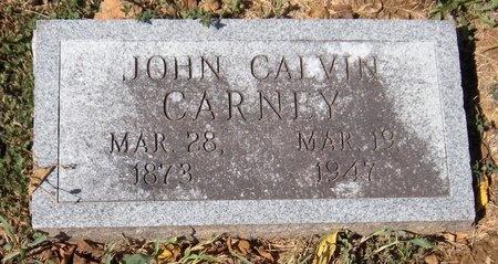 CARNEY, JOHN CALVIN - Barry County, Missouri | JOHN CALVIN CARNEY - Missouri Gravestone Photos