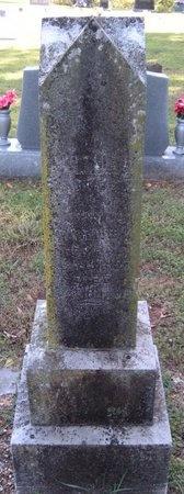 LAMAR CARNEY, MARTHA EMMA - Barry County, Missouri | MARTHA EMMA LAMAR CARNEY - Missouri Gravestone Photos