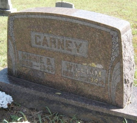 CARNEY, MINNIE B - Barry County, Missouri | MINNIE B CARNEY - Missouri Gravestone Photos
