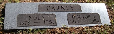 LEE CARNEY, NOLA - Barry County, Missouri | NOLA LEE CARNEY - Missouri Gravestone Photos