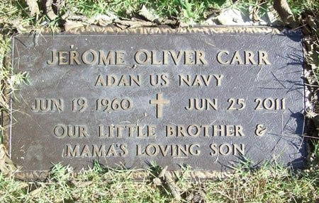 CARR, JEROME OLIVER (VETERAN) - Barry County, Missouri | JEROME OLIVER (VETERAN) CARR - Missouri Gravestone Photos
