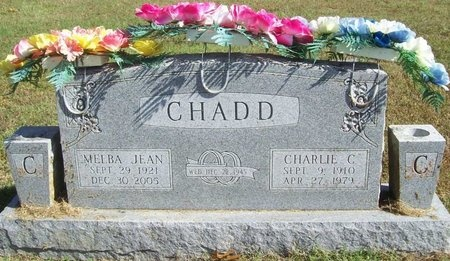 CHADD, MELBA JEAN - Barry County, Missouri   MELBA JEAN CHADD - Missouri Gravestone Photos