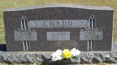 CHADD, CLIFFORD R. - Barry County, Missouri   CLIFFORD R. CHADD - Missouri Gravestone Photos