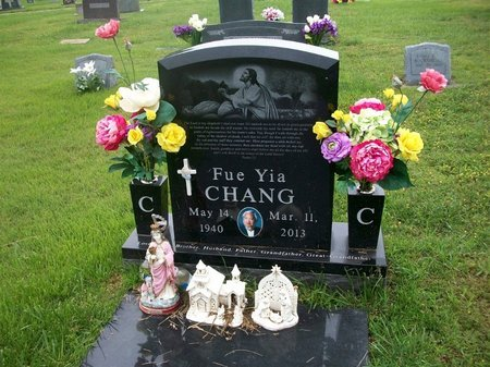 CHANG, FUE - Barry County, Missouri | FUE CHANG - Missouri Gravestone Photos