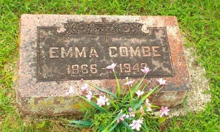 COMBE, EMMA  - Barry County, Missouri | EMMA  COMBE - Missouri Gravestone Photos