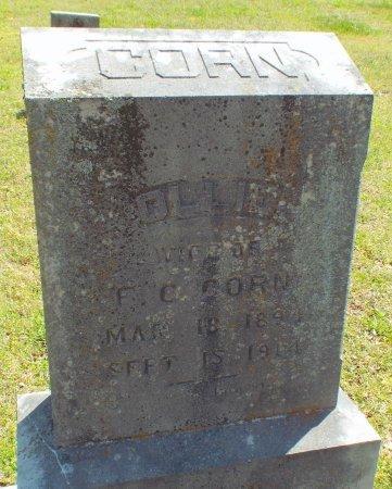 REED CORN, OLLIE MARY  - Barry County, Missouri | OLLIE MARY  REED CORN - Missouri Gravestone Photos
