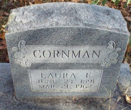 CORNMAN, LAURA ELIZABETH - Barry County, Missouri | LAURA ELIZABETH CORNMAN - Missouri Gravestone Photos