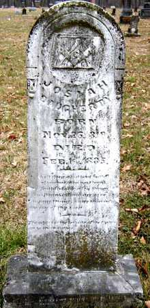 DAUGHERTY, JOSIAH - Barry County, Missouri   JOSIAH DAUGHERTY - Missouri Gravestone Photos