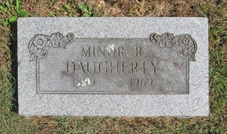 "DAUGHERTY, MINOR ROSCOE ""JOE"" - Barry County, Missouri | MINOR ROSCOE ""JOE"" DAUGHERTY - Missouri Gravestone Photos"