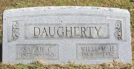 DAUGHERTY, SARAH C. - Barry County, Missouri | SARAH C. DAUGHERTY - Missouri Gravestone Photos